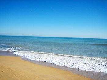 Primera línea de playa