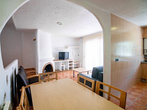 Salón-comedor apartamento Zona A