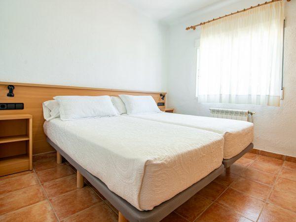 Dormitorio superior zona A
